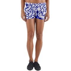 Direct Travel Yoga Shorts