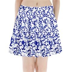 Direct Travel Pleated Mini Skirt