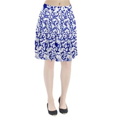 Direct Travel Pleated Skirt