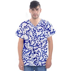 Direct Travel Men s V Neck Scrub Top