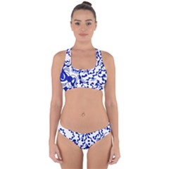 Direct Travel Cross Back Hipster Bikini Set