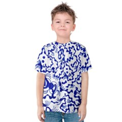 Dna Square  Stairway Kids  Cotton Tee