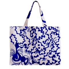 Dna Square  Stairway Mini Tote Bag