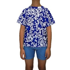 Direct Travel Kids  Short Sleeve Swimwear
