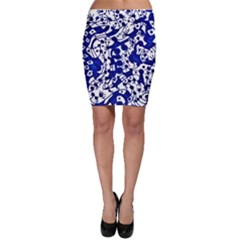 Direct Travel Bodycon Skirt