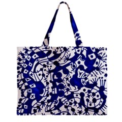 Direct Travel Zipper Mini Tote Bag