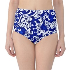 Direct Travel High Waist Bikini Bottoms