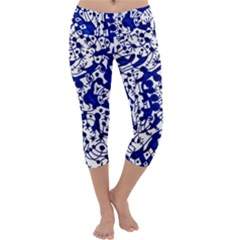 Direct Travel Capri Yoga Leggings