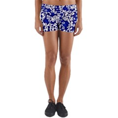 Direct Travel Yoga Shorts