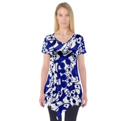 Direct Travel Short Sleeve Tunic