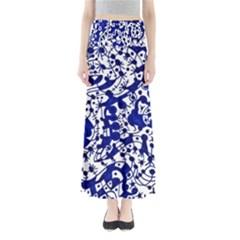 Direct Travel Full Length Maxi Skirt