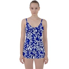 Direct Travel Tie Front Two Piece Tankini
