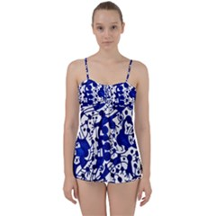 Direct Travel Babydoll Tankini Set