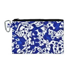 Direct Travel Canvas Cosmetic Bag (medium)