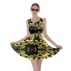 Dna Diluted Skater Dress