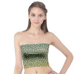 Background Cubism Mosaic Vintage Tube Top