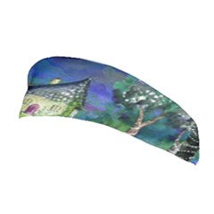 Background Fairy Tale Watercolor Stretchable Headband