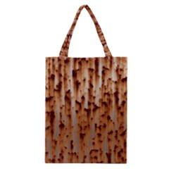 Stainless Rusty Metal Iron Old Classic Tote Bag