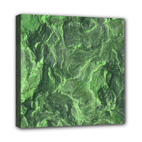 Green Geological Surface Background Multi Function Bag