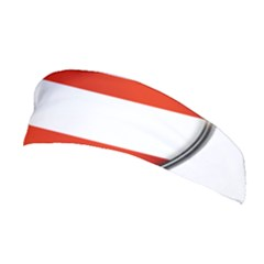 Austria Country Nation Flag Stretchable Headband