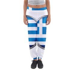 Greece Greek Europe Athens Women s Jogger Sweatpants