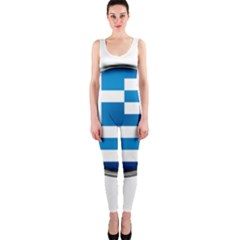 Greece Greek Europe Athens One Piece Catsuit