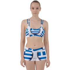 Greece Greek Europe Athens Women s Sports Set