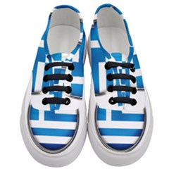 Greece Greek Europe Athens Women s Classic Low Top Sneakers