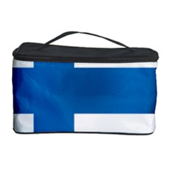 Finland Country Flag Countries Cosmetic Storage Case