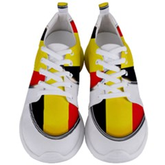 Belgium Flag Country Brussels Men s Lightweight Sports Shoes