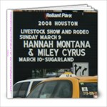 HANNAH MONTANA  - 8x8 Photo Book (20 pages)