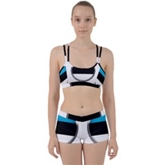Estonia Country Flag Countries Women s Sports Set