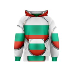 Bulgaria Country Nation Nationality Kids  Pullover Hoodie