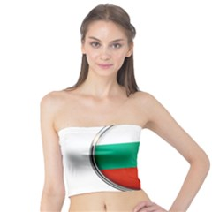 Bulgaria Country Nation Nationality Tube Top