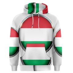 Hungary Flag Country Countries Men s Pullover Hoodie