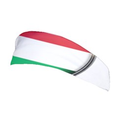 Hungary Flag Country Countries Stretchable Headband
