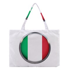 Italy Country Nation Flag Medium Tote Bag