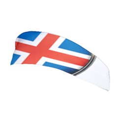 Iceland Flag Europe National Stretchable Headband