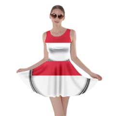 Monaco Or Indonesia Country Nation Nationality Skater Dress