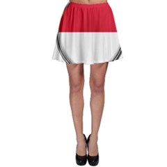Monaco Or Indonesia Country Nation Nationality Skater Skirt