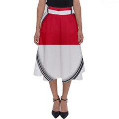 Monaco Or Indonesia Country Nation Nationality Perfect Length Midi Skirt