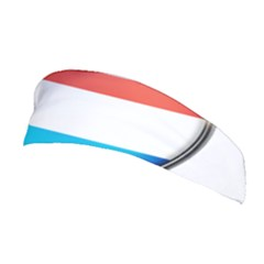 Luxembourg Nation Country Red Stretchable Headband