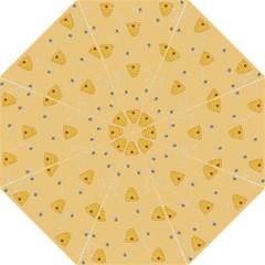 Bee Pattern Straight Umbrellas by Valentinaart