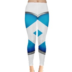 Scotland Nation Country Nationality Leggings