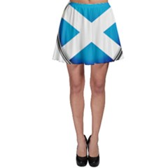 Scotland Nation Country Nationality Skater Skirt