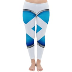 Scotland Nation Country Nationality Classic Winter Leggings