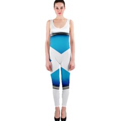 Scotland Nation Country Nationality One Piece Catsuit