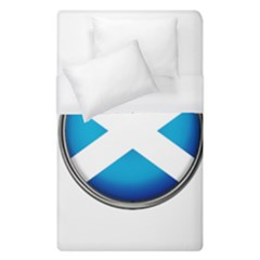 Scotland Nation Country Nationality Duvet Cover (single Size) by Nexatart