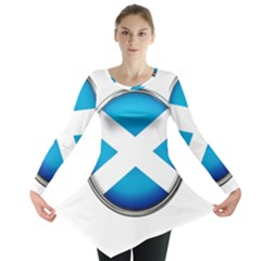 Scotland Nation Country Nationality Long Sleeve Tunic