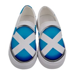 Scotland Nation Country Nationality Women s Canvas Slip Ons
